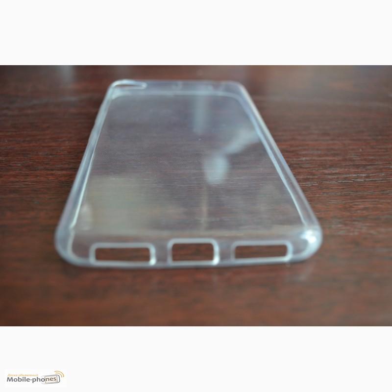 Фото 6. Мягкий прозрачный чехол для смартфона Lenovo S60T