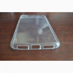 Мягкий прозрачный чехол для смартфона Lenovo S60T