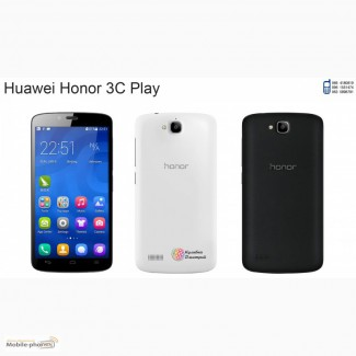 Huawei Honor 3C Play оригинал. новый. гарантия 1 год. отправка по Украине