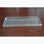 Тонкий чехол-бампер для Sony Xperia M4 аква (Z5 mini, M5, T2, Z5, M2, Z3 mini )