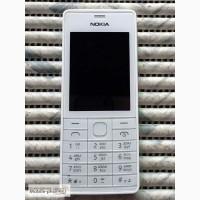 Nokia 515 dual sim white (идеал + чехол)