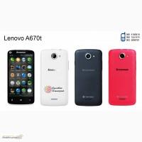 Lenovo a670t оригинал. новый. гарантия 1 год. отправка по Украине
