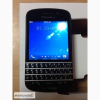 Смартфон BlackBerry Q10 (Black)
