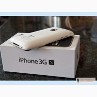 СУПЕР ЦЕНА!!! Apple iPhone 3GS 8Gb NEW (оригинал, запечатанный) 1550грн
