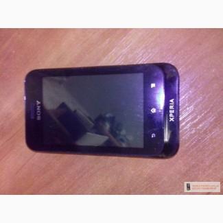 Продам Sony Xperia Tipo ST21i(Black)
