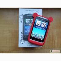 HTC Wildfire S A510e White+Чехол