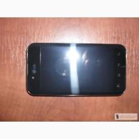 Мобильный телефон LG P970 Titanium Black