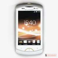 Sony Ericsson Live with Walkman WT19i White