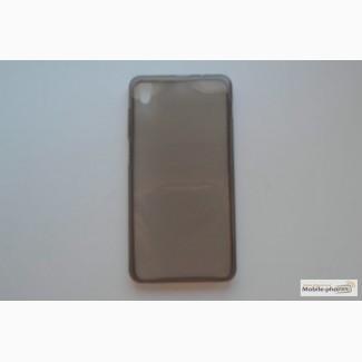 Силиконовый прозрачный чехол для Lenovo S850