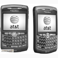 BlackBerry 8310 Curve Titanium