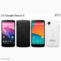 LG Google Nexus 5 оригинал. новый. гарантия 1 год. отправка по Украине