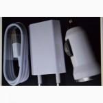 Зарядное устройство для путешествий (3 в 1) iphone 5 5S 6 6 s плюс