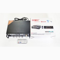Усилитель UKC SN-555 BT - USB, SD-карта, MP3