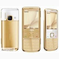 Бюджетный мобильный телефон Nokia 6700 Gold