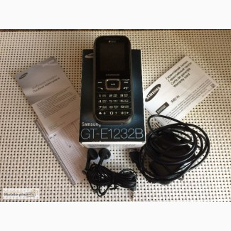 Продам б/у мобильный телефон «Самсунг» GT Е1232В DUOS