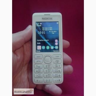 Nokia 206 на 2 сим оригинал