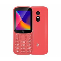 Мобильный телефон 2E E180 2019 City Blue, Red, Black