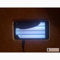 Продам HTC One X на запчасти (разбит экран и тачвиз) состояние РАБОЧЕЕ, КИЕВ