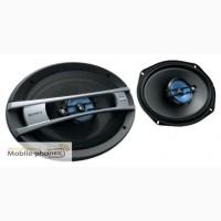 Колонки (динамики) SONY XS-GTF6926 (600Вт) четырехполосные