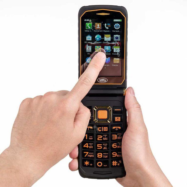 тепло телефон ленд ровер х 9 флип высококачественное термобелье
