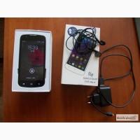 Продам телефон Fly iq4413 с гарантией