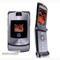 Motorola Razr V3 Silver б/у Телефон