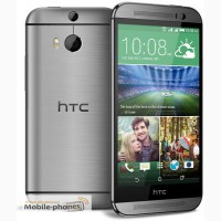 Современный смартфон htc One M8 Dual Sim Grey - ( гарантия 12 мес!)