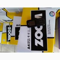 Офисная бумага а4 Zoom Плотность 80 г