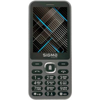 Фото 5. Sigma X-style 32 Boombox red, black кнопочный мобильный телефон