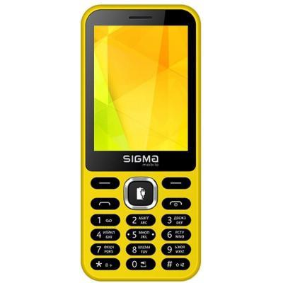Фото 6. Sigma X-style 32 Boombox red, black кнопочный мобильный телефон