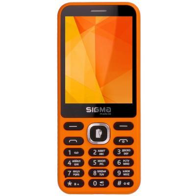 Фото 7. Sigma X-style 32 Boombox red, black кнопочный мобильный телефон