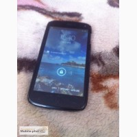 Мобильный телефон Fly IQ4410 Quad Phoenix Grey Blue