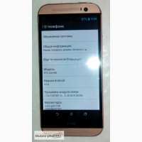 HTC One M8(32Gb), битый тач