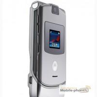 В наявності Motorola Razr V3 Silver б/в