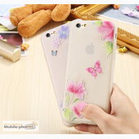 Чехол - (люминисцентный) для iPhone 6 6 S 2 расцветки