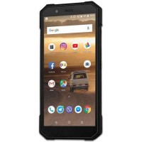 Мобильный телефон, смартфон Sigma X-treme PQ53, не боится грязи, воды