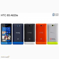 HTC Windows Phone 8S A620e оригинал. новый. гарантия 1 год. отправка по Украине