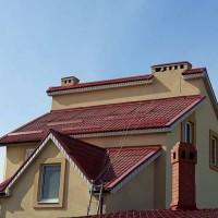 Строительство крыши под ключ