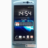 Sony Ericsson XPERIA Neo-V(silver)
