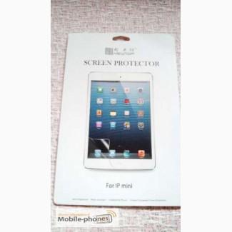 Защитная пленка для iPad mini на экран