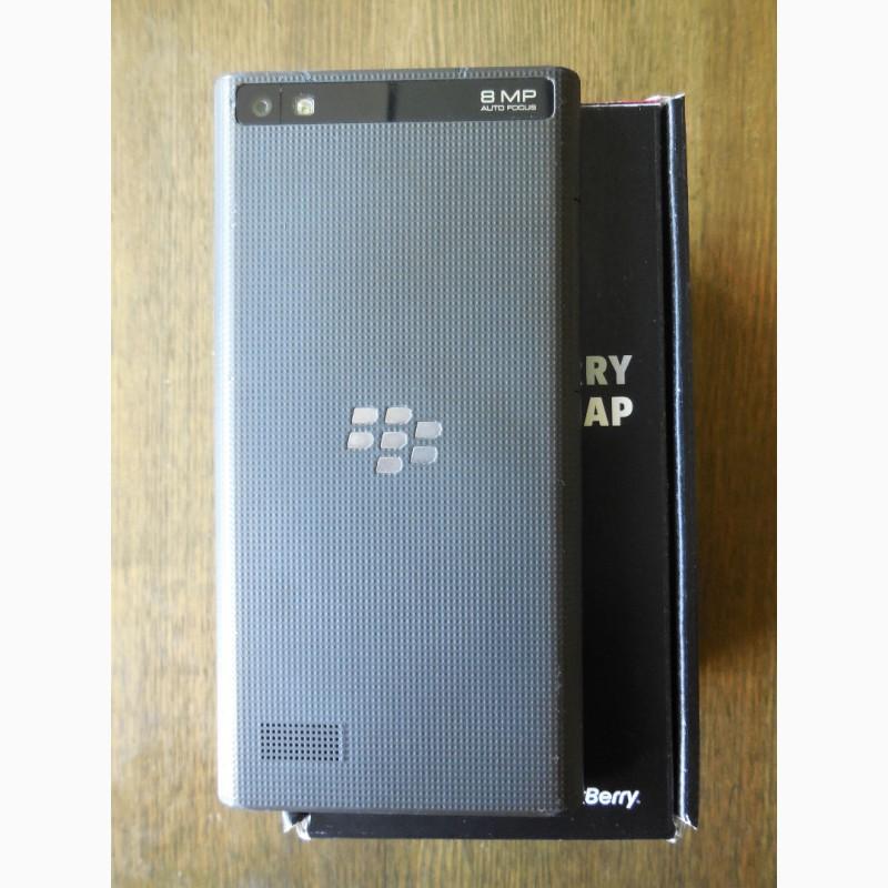 Фото 7. Смартфон BlackBerry Z20 Leap Shadow Grey (тёмно-серый)
