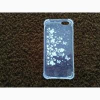 Чехол Бампер на iphone 6 plus Цветочки