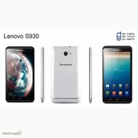 Lenovo S930 оригинал. новый. гарантия 1 год. отправка по Украине