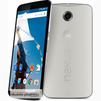 Motorola Nexus 6 32GB(Cloud White)