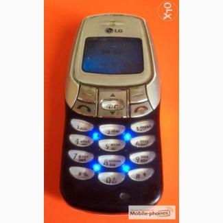 LG G3000 Рабочий (Голубая подсветка)