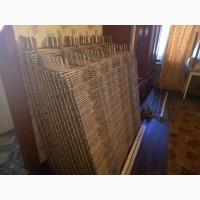 Плетение заборов из лозы Украинский тын, Днепр