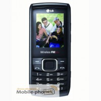 Продам LG GS205. 3-дюймовый сенсорный
