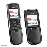 Новый слайдер Nokia 8800 Black