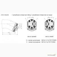 Гидромоторы 211Е