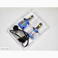 LED Биксенон светодиодный H4 5000K 40W
